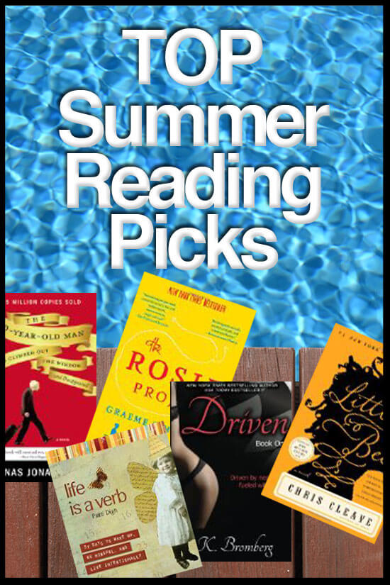 Top Summer Reading Picks from 20 Bloggers