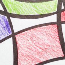 Color & Doodle: Circles (Printable)