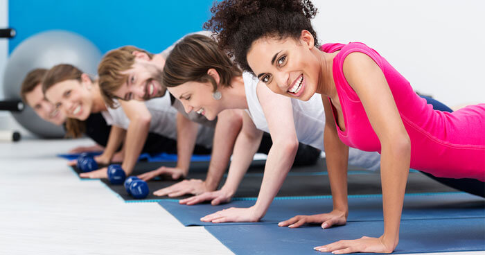 First Time Fitness Class Tips