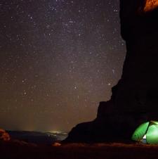 Basic Camping List {Printable}