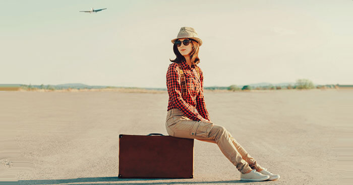 Travelling solo - top tips for the airport from a seasoned traveller to make your first solo trip go smoothly