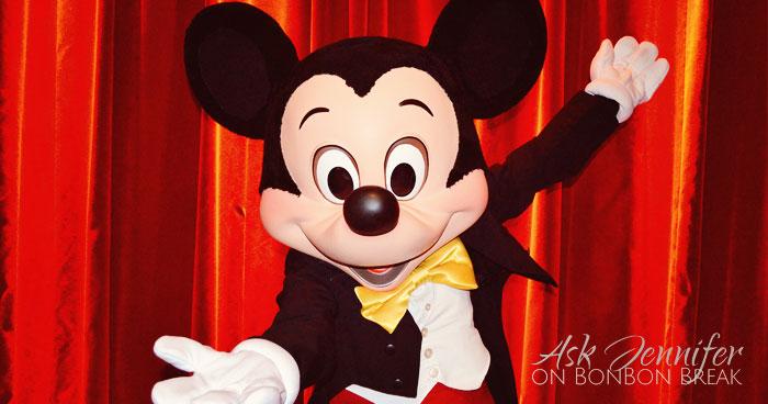 Tips for Walt Disney World