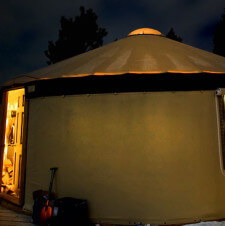 Yurt So Good: Camping For Families Who Don't Camp