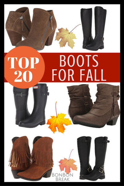 Are you looking for the latest boots for fall? We have ankle, riding, cowboy, fringe and more! Which are your favorites?