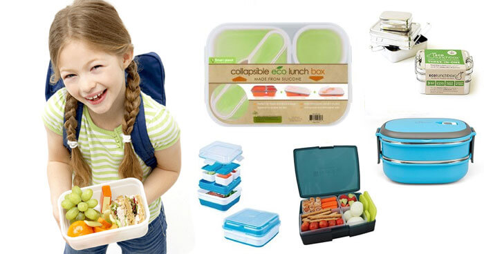 Back-to-school Lunch boxes