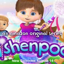 New Episodes of Wishenpoof on Amazon