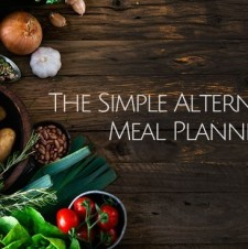 The Simple Alternative to Meal Planning