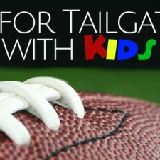 Tips for Tailgating With Kids