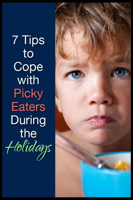 7 Tips to Cope with Picky Eaters