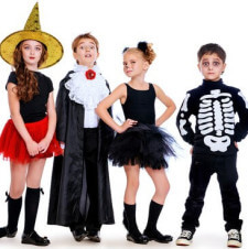 8 Tips for Surviving Halloween with Younger Kids