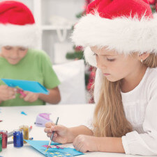 3 Fun Kid Crafts for the Holiday Season