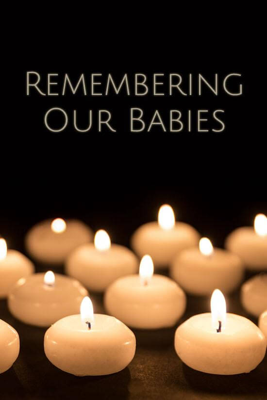 October is Pregnancy and Infant Loss Awareness Month. Find out how you can support those who have lost their babies.