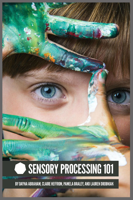 This helpful guide will help parents, teachers and therapists define and tackle strategies that will help children (and adults) with Sensory Processing Disorders.