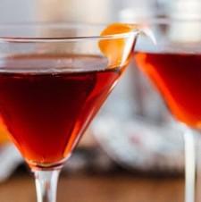 Boulevardier Cocktails