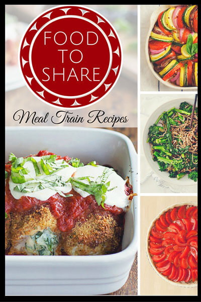 This resource includes considerations for preparing and delivering meals, as well as meal train recipe ideas.