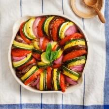 eggplant squash tian