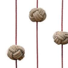 Four Dusty Knots
