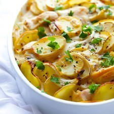 lemon chicken casserole