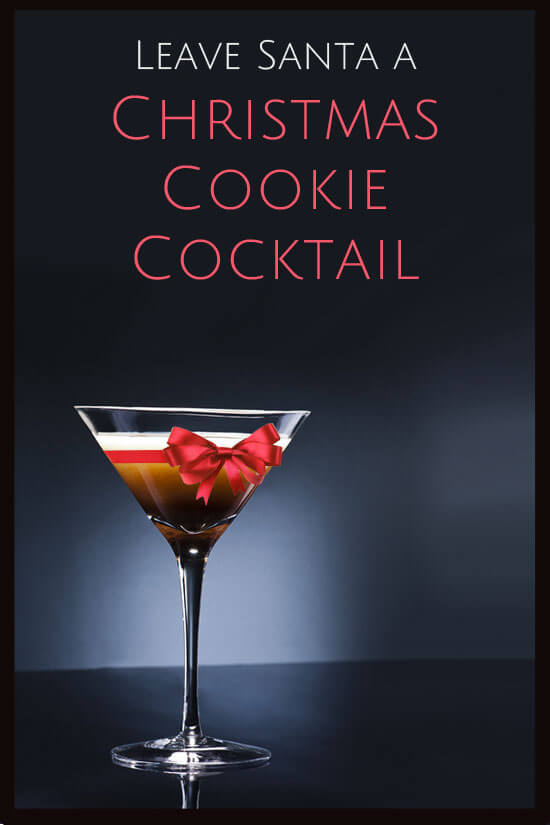 An easy, delicious recipe for Christmas Cookie Cocktail