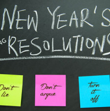 2016 Parenting Resolutions