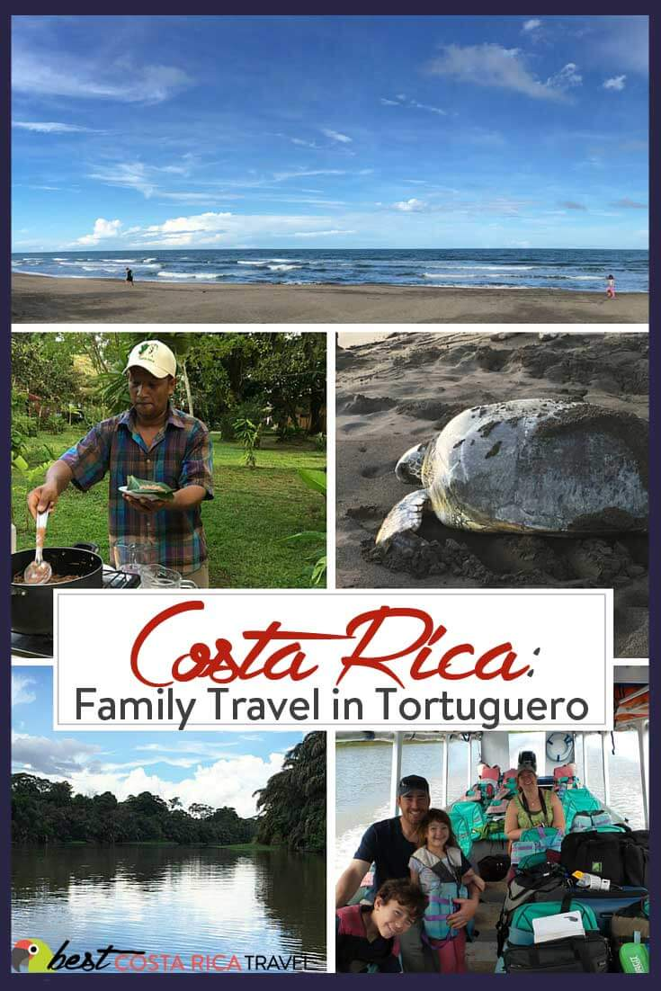 tortuguero is the first stop on this once in a lifetime trip to Costa Rica - travel bliss