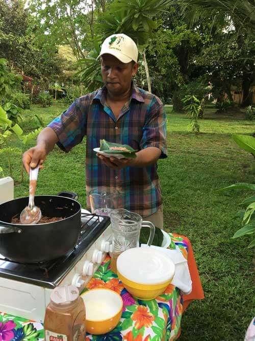 Coconut Candy tortuguero Costa Rica