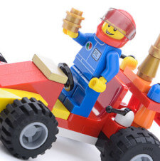 3 Ways to Encourage Active Play with LEGOs