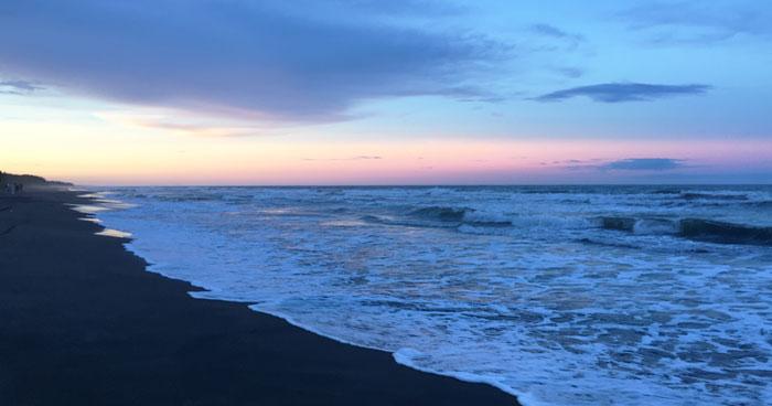 tortuguero-sunset