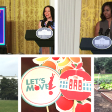 "Michelle Obama's ""Let's Move"" Initiative Makes Great Strides"