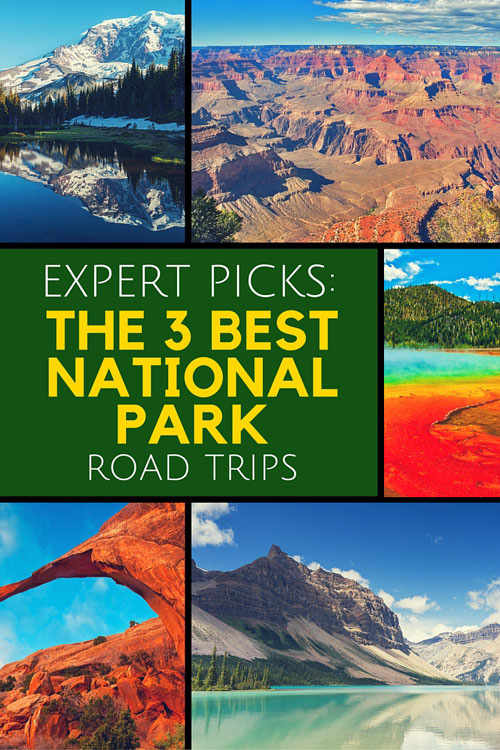 National Geographic's expert, Ford Cochran shares his favorite National Park road trips