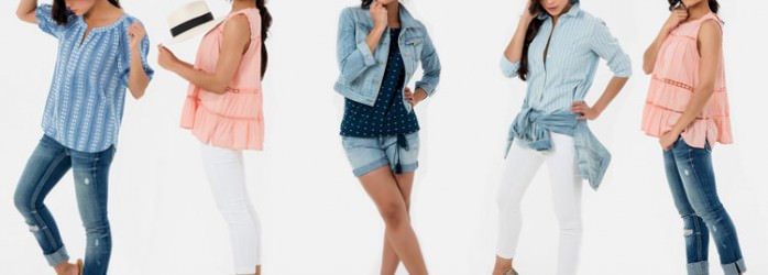 How to Create Your Perfect Summer Wardrobe