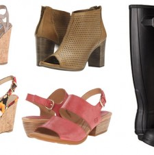 Put A Spring In Your Step: 20 Shoes for Spring