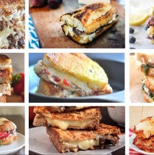 Grilled Cheese Sandwiches Adults Will Love