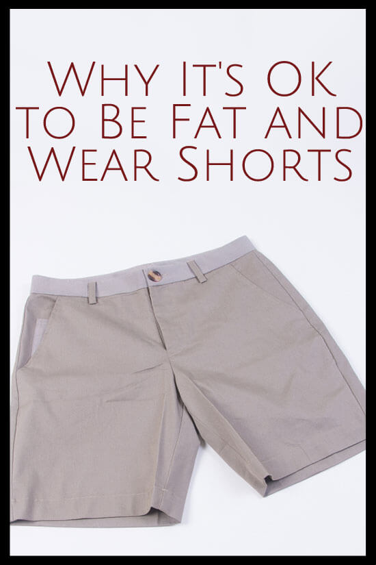 What to wear short and fat