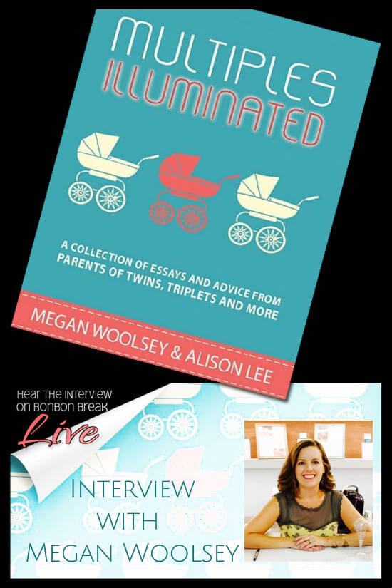 Multiplies Illuminated is the new book from Alison Lee & Megan Woolsey about parenting multiples. A MUST HAVE for parents of 2,3 or more!