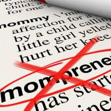"Stop it with ""Mompreneur"""