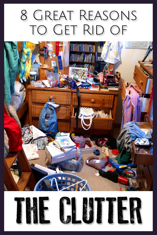 Get rid clutter get rid of clutter how to get rid of for Ways to get rid of clutter