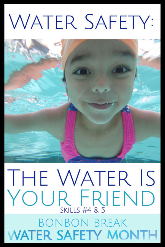 Check out Water Safety Lessons #4 and 5