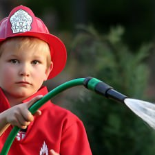 Fire Safety Tips for Parents of Preschoolers