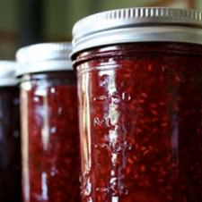 Easy Peasy Berry Freezer Jam