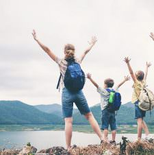 Why You Need to Take Kids on Microadventures