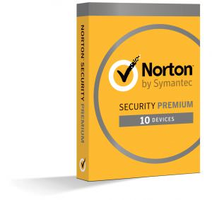 Norton Security Premium - 10 Devices