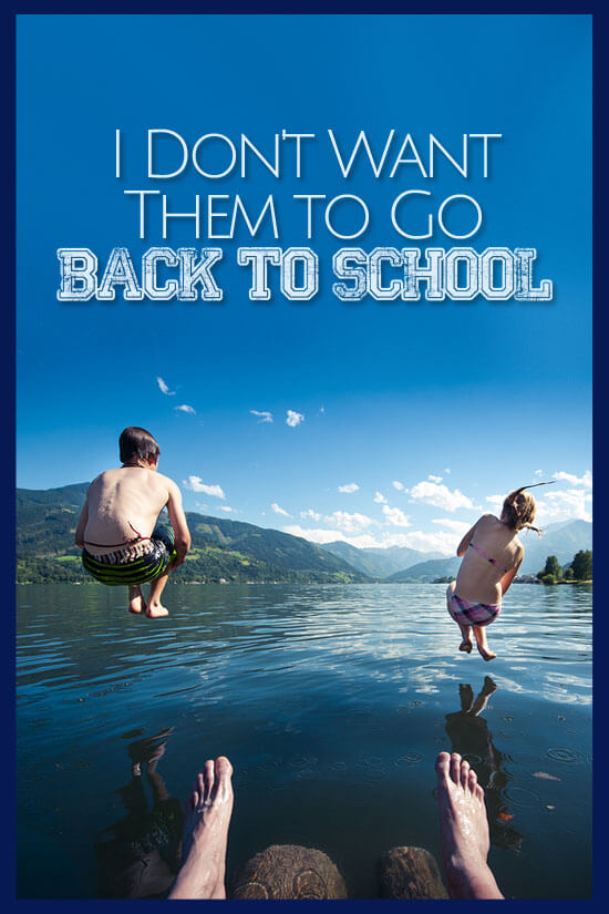 Some kids have already gone back to school and for others, it is just around the corner. Are you ready?