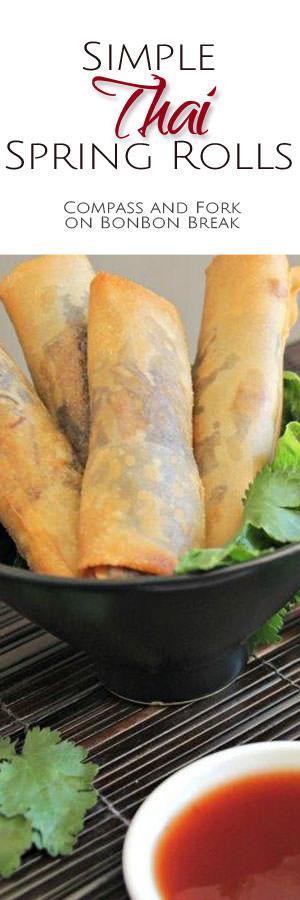 Simple Thai Spring Rolls Recipe