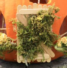 DIY Pumpkin Fairy House