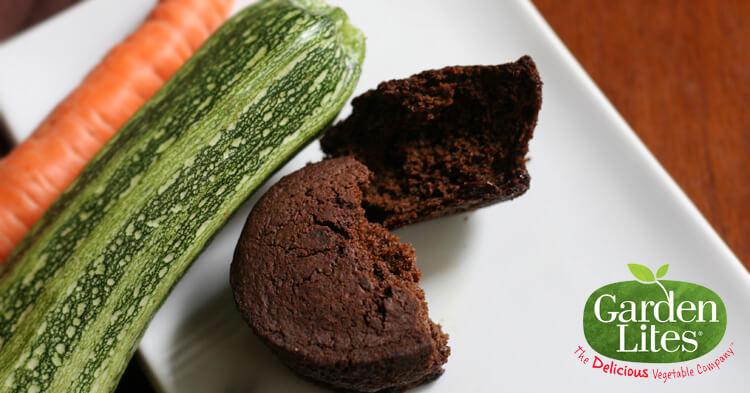 Healthy Snacks from Garden Lites: Chocolate Muffins