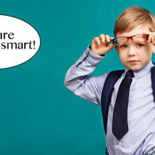 "Why Parents Should Stop Telling Their Kids That They Are ""Smart"""