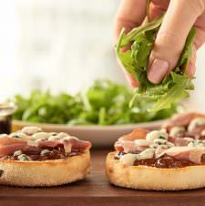 New Bays English Muffins Pizza Genius