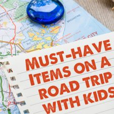 "What are the ""Must-Have"" Items on a Road Trip with Kids?"