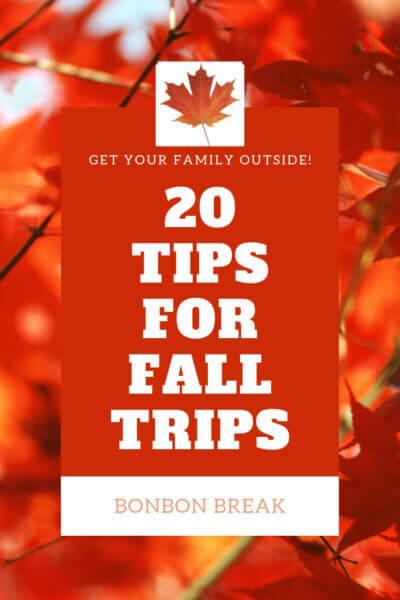 Fall Trip Inspiration